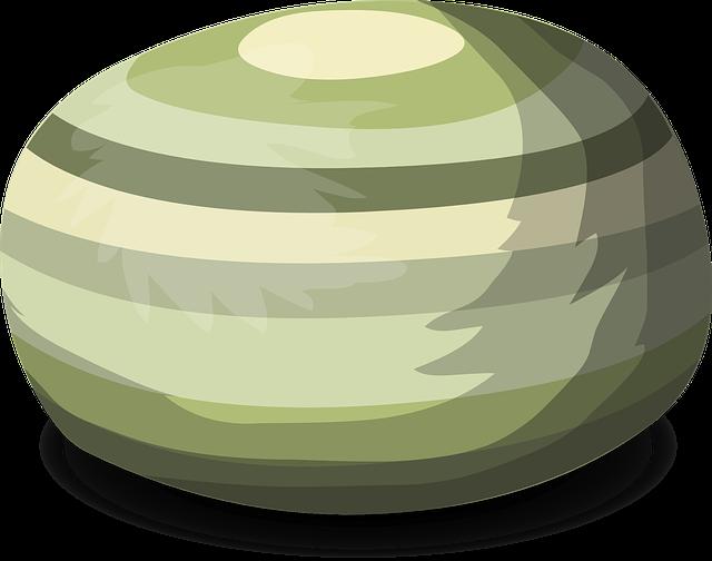 zelený pytel