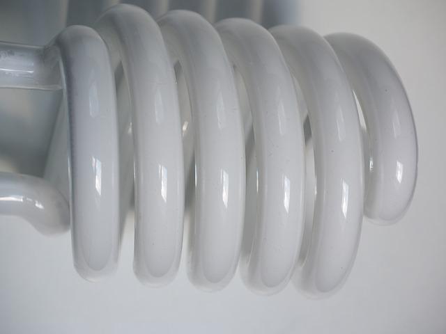 zářivkové osvětlení