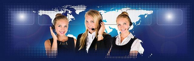 zaměstnanci call centra