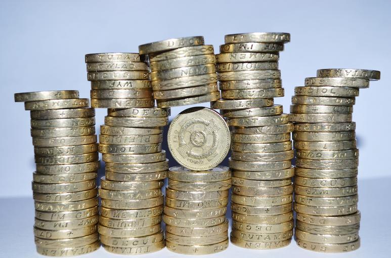mince na sobě