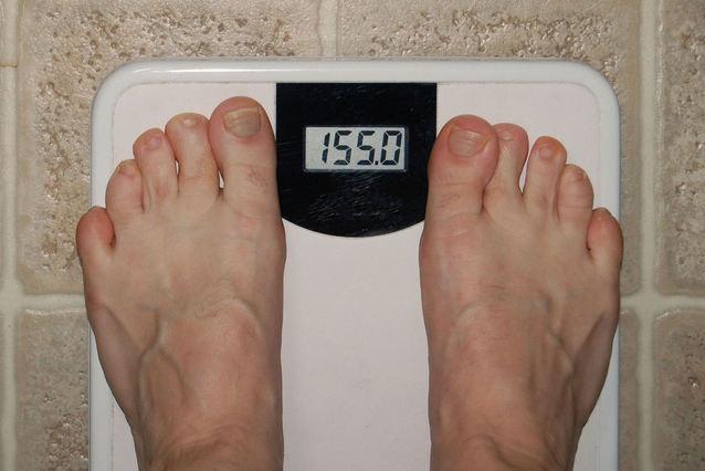 nebojte se stoupnout na váhu