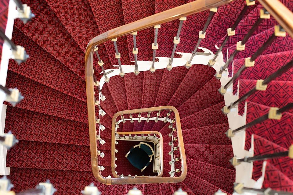 Jak vylepšit schody?